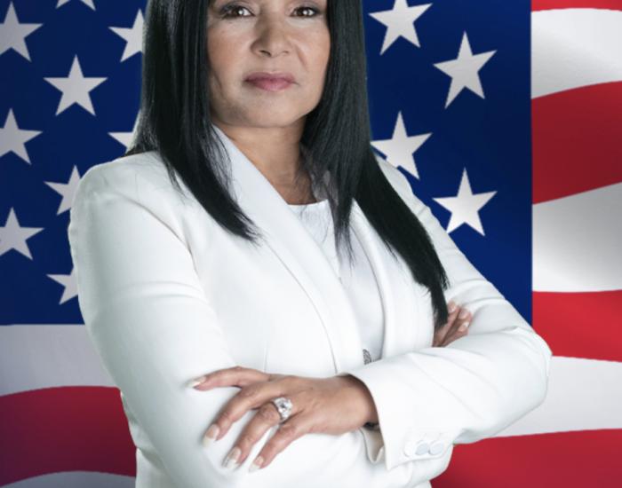 Nancy Martinez announces campaign for Queen's 31st City Council District